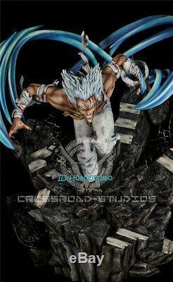 Garou Resin Figure Model Painted Statue In Stock CrossRoad Studio Anime Model GK