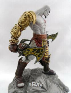 God of War III GOW III Kratos Resin Statue Model 26CM Model Collection Figure