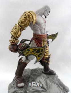 God of War Kratos 10 Collector's Edition Painted Figure Statue Model Resin Toy