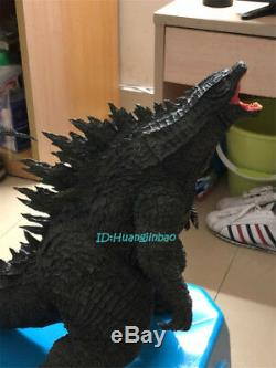 Godzilla 14 Resin Gk Statue 30cm Painted Large Size Collection Model High-Q Hot