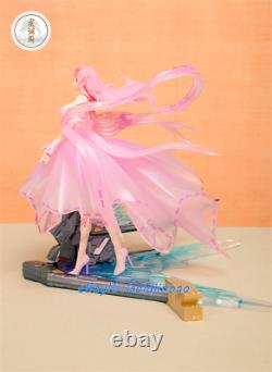 Gumdam SEED Lacus Clyne Resin Figure Model Painted Statue In Stock Collection