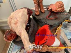 HOT Studio Resident Evil Claire Redfield 1/4 Recast Model Resin Figure Statue GK