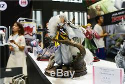 Inuyasha Sesshoumaru 1/7 Resin Figurine Painted Statue Model Limited Figure New