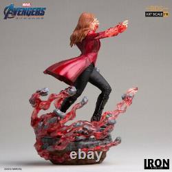 Iron Studios 1/10 Scarlet Witch Statue EndGame MARCAS19219-10 Model 8 Figure