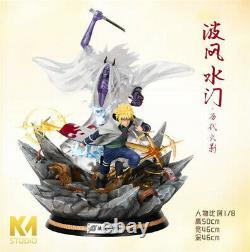 KM Studio Naruto Namikaze Minato sikifuujin Resin Figure Model Statue IN STOCK