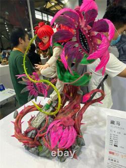 Kurama Statue Figure Resin Model GK YuYu Hakusho Iron Kite Presale 60cm