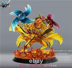 LX-Studios Naruto Kurama kyuubi Susanoo GK Figure Model Pre-order Led Light