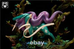 MFC Studio Suicune Resin Figure Model Painted Statue In Stock Anime Collection