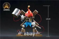 MIMAN Studio Digimon Pinochimon 13cm Resin Figure Model Painted Statue In Stock