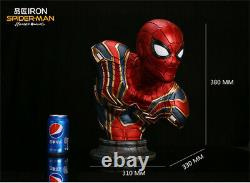 Marvel Spider-Man Far From Hom 12 Scale Bust Statue Figure Model Collect Toy