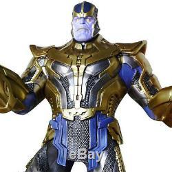 Marvel The AvengersInfinity War 14'' Thanos Statue Resin Action Figure Model