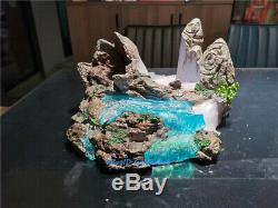 Mayflies Studio Tyrande Whisperwind Resin Figure Model Led Light WOW In Stock GK