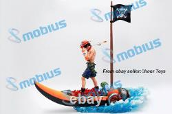 Mobius PortgasD Ace GK One Piece Sculpture Figure Model Resin in stock