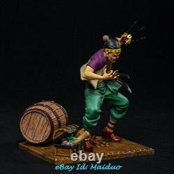 Mobius Shanks & Buggy Resin Figure One Piece GK Model Collections New