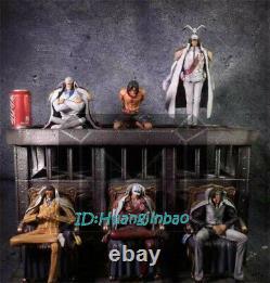 Model Palace Model Ace's Death Model Resin Figure Sengoku Garp Statue In Stock