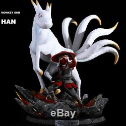 MonkeySon Studios Naruto Bijuu Koku Han Figure Resin Model Anime GK Statue New
