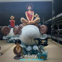 Monkey D Luffy Statue Resin Figure One Piece Model GK YiPai Studio New 1/6