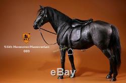 Mr. Z Germany Hannover Hanoverian Black Horse 1/6 Scale Model Figure Pre-order