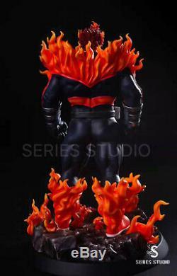 My Hero Academia Endeavour Figure Ful Painted Model Series Studio Anime GK 1/6