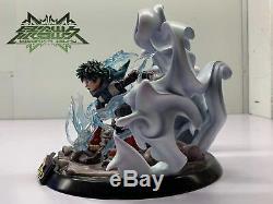 My Hero Academia Midoriya Izuku Resin Model Statue Painted Figure In Stock Anime