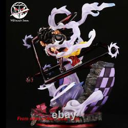 NEW One piece JZ Studio Monkey D. Luffy Figure Model Resin in stock