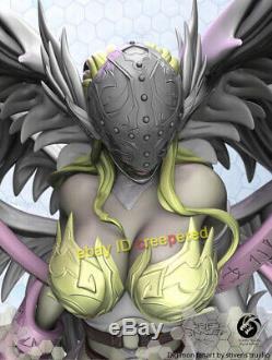 NOAH STUDIO Digimon Angewomon Yagami Hikari GK Statue Painted Model Figure