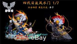 Namikaze Minato Resin Figure Model Painted Statue SXG Studio Naruto Pre-order GK