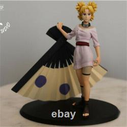 Nara Temari Statue Resin Figure Naruto Model GK Figurine Alan Studio 1/8 New