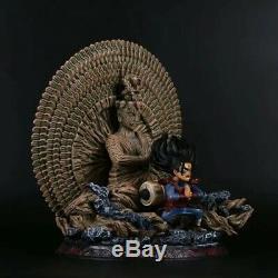 Naruto0 Statue Shodai Hokage Senju Hashirama Resin Model Painted Figure In Stock