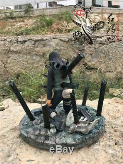 Naruto Death of Hyga Neji Figure Resin Statue Model GK HMB Painted Pre-OD