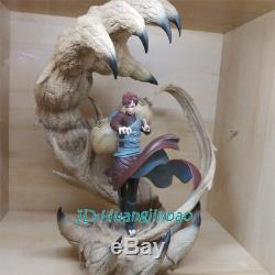Naruto Gaara Resin Model Shukaku One Tailed Painted Figure GK Sculpture In Stock