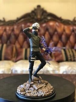 Naruto Hatake Kakashi Resin Statue Model Painted MH Studio Replica Figures