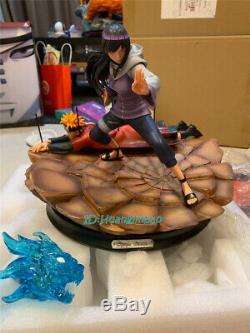 Naruto Hyga Hinata Resin Figure Model Painted Uzumaki Naruto Statue In Stock GK