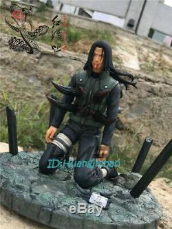 Naruto Hyga Neji Resin Figure Model Painted The Death Of Hyga Neji Statue HMB