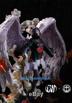 Naruto Konan Yahiko Pain Resin Figure Model Painted CW Surge Studio Pre-order GK