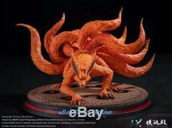 Naruto Kurama Resin Figure Model Painted Statue Nine Tailed In Stock LX Studio