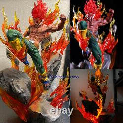 Naruto Might Guy Resin Figure Singularity Workshop 1/7 Model With Led Light New