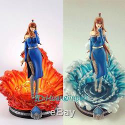 Naruto Mizukage Terumi Mei Resin Model 1/8 Scale Figure GK Statue Collection New