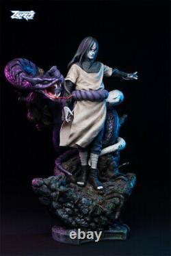 Naruto Orochimaru Statue Resin Figure GK Model Zero Studio Presale 55cm