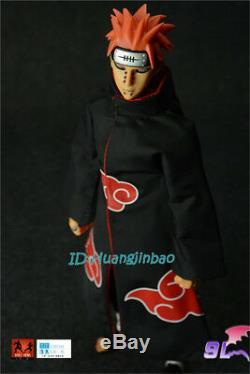 Naruto Pein Deva Path Action Figure 1/6 Scale 9L&YOUYOU 12inch Akatsuki Model