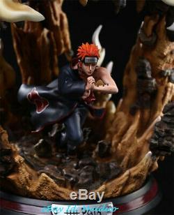 Naruto Pein Statue Figurine GK Resin Model Statue GK Figure Not Surge Pre-order