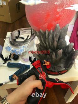 Naruto Uchiha Itachi Statue Figure Resin Model GK Night Wolf studios New