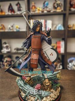 Naruto Uchiha Madara Resin Figure M. H Studio In Stock 1/7 Scale 34cm/13'' Model