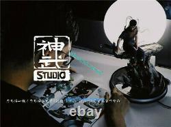 Naruto Uchiha Shisui GK Resin Figure Model Painted Shenwu Studio 38cm Pre-order