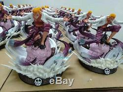 One Piece Donquixote Doflamingo Statue Resin Model Crab Studio In Stock Figure