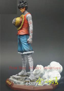 One Piece M Palace Monkey D Luffy Figure Model GK POP 3D2Y in stock