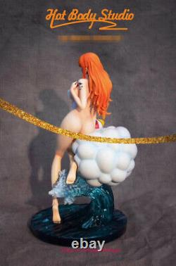 One Piece Nami 1/6 Resin Figure Model Painted Statue Hot Body Cast off IN STOCK