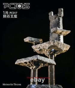 PCTOYS PC017 The Meteorites Throne for Thanos 1/6 Figure Platform Model INSTOCK