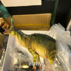 PNSO 1/20 Tsintaosaurus Dinosaur Statue Model Base Figure Collector Decor Gift