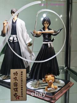 Perfect Bleach F. O. C Studio Kuchiki Rukia Limited Gk Resin Statue Figure Model